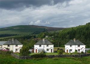 Kielder houses