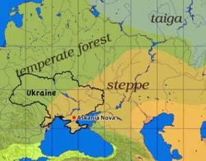 Map Ukraine