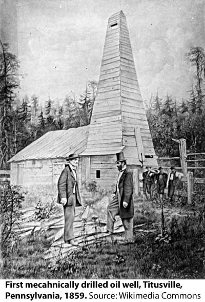First_Oil_Well