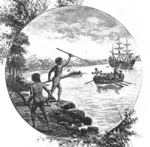 Contact Australian aboriginals Europeans