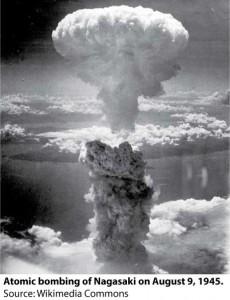 Bombing Nagasaki