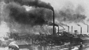 Air pollution Widnes