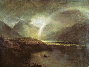 Buttermere by Turner