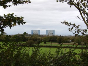 Hinkley nuclear power station