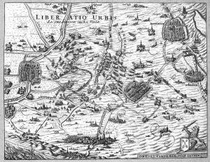 Relief of Leiden
